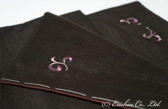 刺繍洒落紋・飾り紋