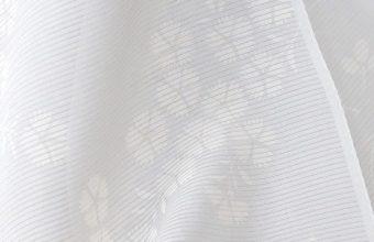 正絹ウォッシャブル絽長襦袢(撫子/白鼠色)