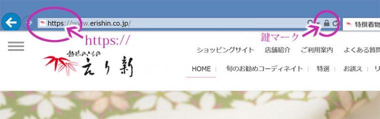 ブラウザ Internet Explorer 11 での表示