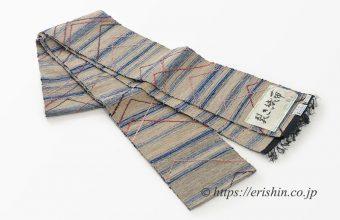 半幅帯(裂き織/手織り)
