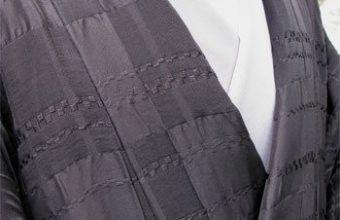 えり新オリジナル羽織もの「市松on市松」