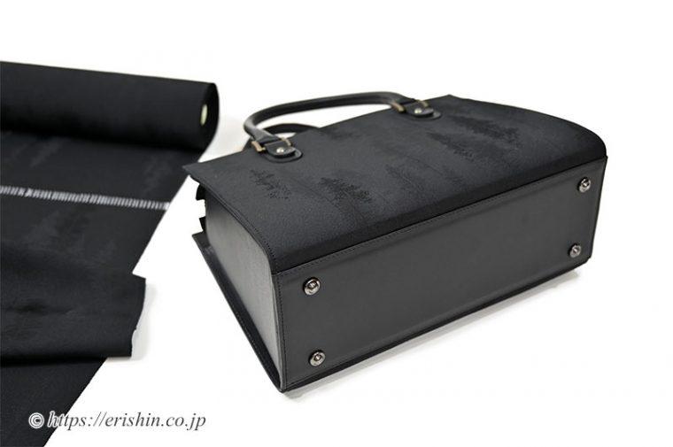 リメイク「黒の羽織からバッグへ(兵庫県 I様)」