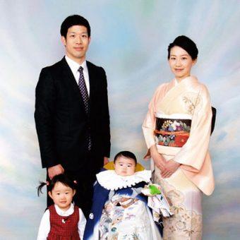 大阪府 愛子ちゃん ご家族