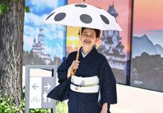 兵庫県 E様 木綿着物を楽しむ