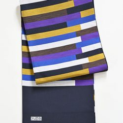 木屋太 袋帯(カラーストライプ)