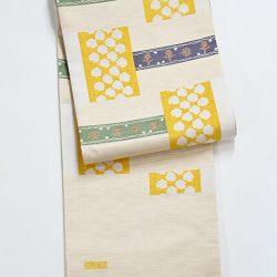 木屋太 袋帯(インド二色鳥)