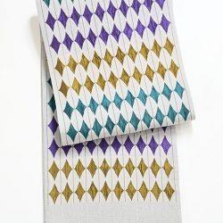 木屋太 袋帯(ピエロ/ふくれ織り)