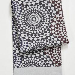 木屋太 袋帯(万華鏡/ふくれ織り)