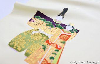 染名古屋帯(お雛祭り)
