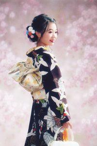 兵庫県 Y-chan 振袖Photo
